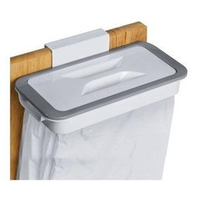 Lixeira De Cozinha Suporte Cesto Para Porta Saco De Lixo