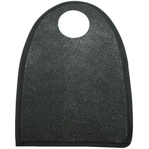 lixeira lixinho carro carpete preta bordado gm chevrolet