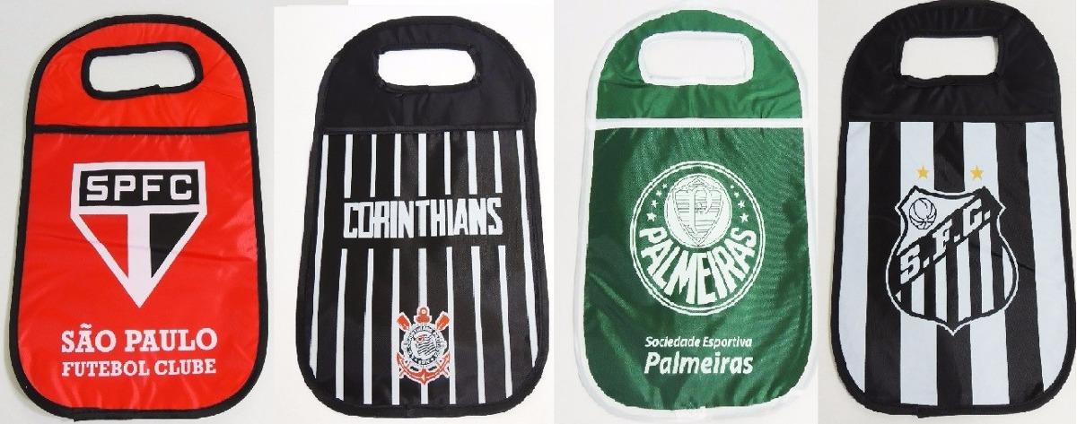 0d9c61711bd81 Lixeira Lixo Carro Corinthians Palmeiras São Paulo Santos - R  16