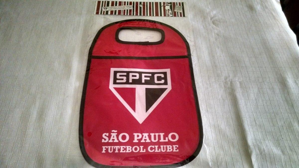 Lixeira Para Carros - São Paulo F.c. - R  12 e242f50612c5b
