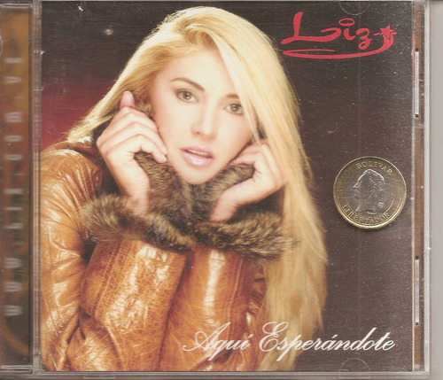 liz - cd original   - un tesoro musical