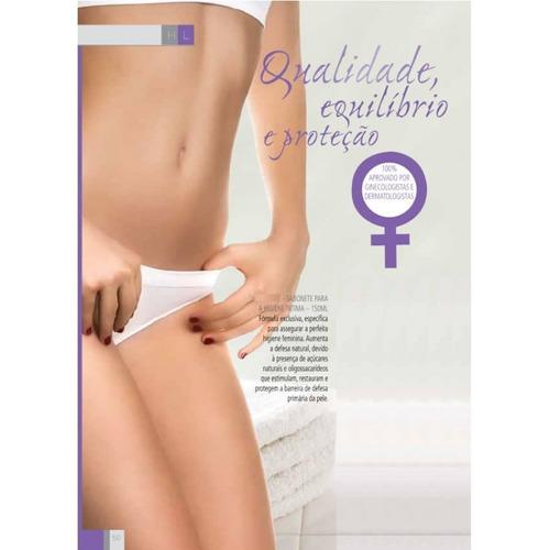 liz mulher sabonete p/ hig intima tradicional  150ml