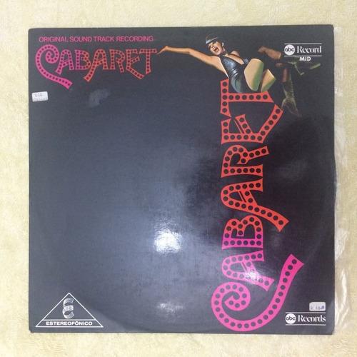 liza minnelli lp trilha sonora cabaret