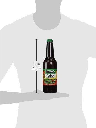 lizano salsa, 24.7 oz   700ml