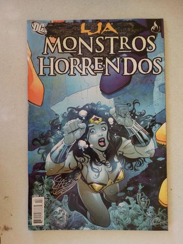 lja monstros horrendos nº 2! mythos 2005!