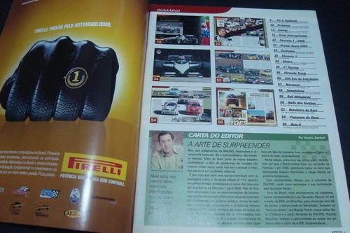 ll= racing 176 / poster nelson piquet 1984 / vai dar brasil