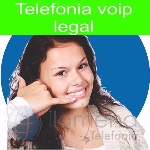 llamadas voip ip 100% legal para locutorio mactel innova t2