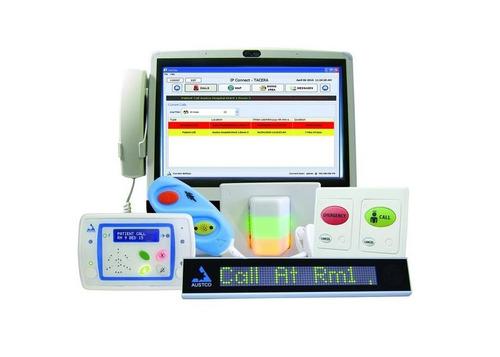 llamado de enfermera digital austco
