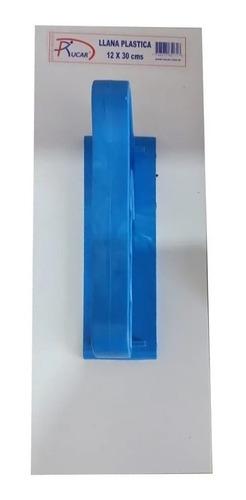 llana plastica rucar 12 x 30cm para revestimientos mm
