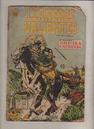 llaneros valientes  n 35 de 1955 la prensa /el sol mexico