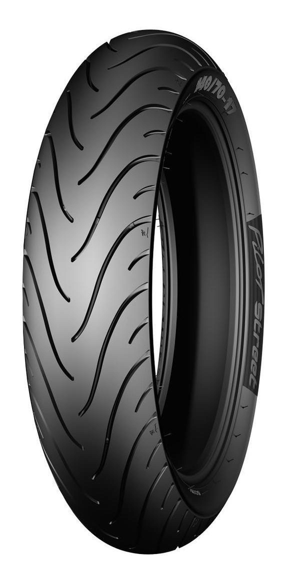 Llanta 140/70-17 Michelin Pilot Street R Tl/tt 66s - $ 1,626.36 en ...