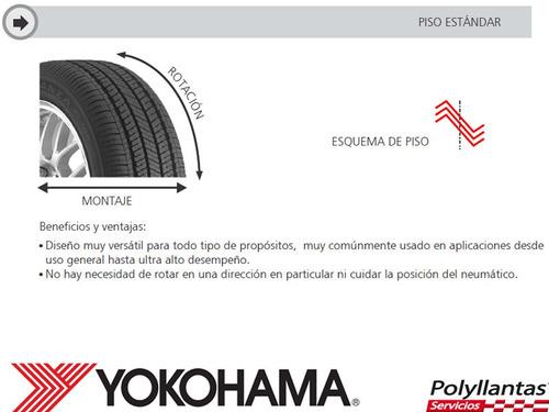 llanta 185r14 yokohama delivery star ry818, pago contado