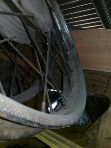 llanta 19 rueda moto antigua clasicas