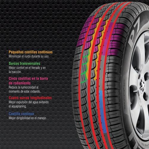 llanta 205/55r16 pirelli p7 91v paquete 2 piezas dot  2019