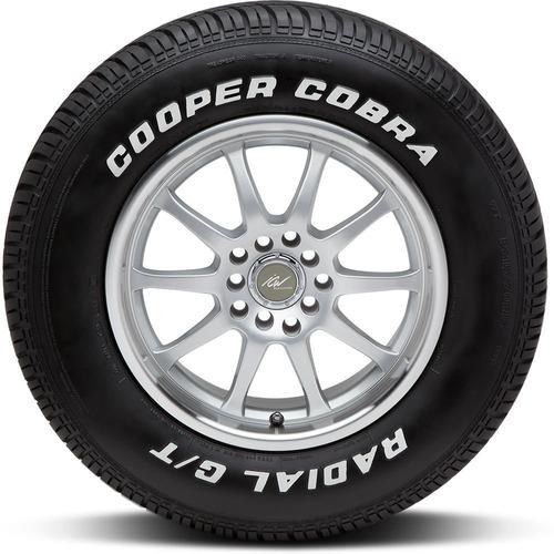 llanta 225/70r15 cooper cobra radial g/t