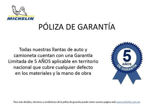 llanta 245/50r18 michelin primacy mxm4 99v