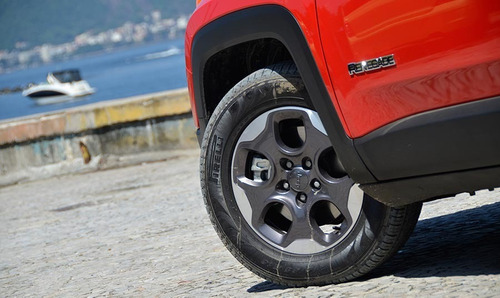 llanta aleacion jeep renegade 16 original coloc. sin costo