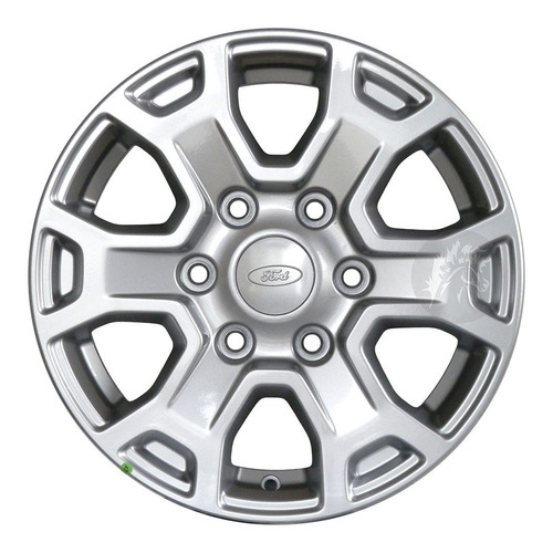 llanta aleacion original rodado 16 ford ranger 2016 cavalino