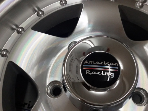llanta american racing ar23 15  centro ika 5x139.7 ford f100