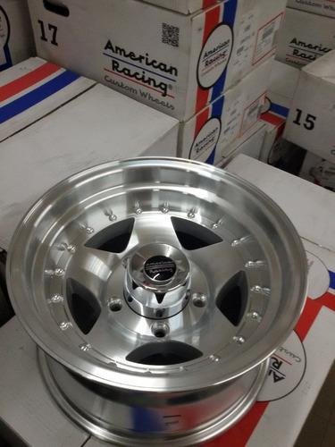 llanta american racing ar23 15 ika 5x139.7 ford f100