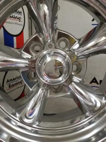 llanta american racing tt ii 17x8 falcon chevy fairlane gtx