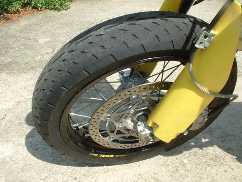 llanta de moto shinko 150/60 zr 17 stealth radial