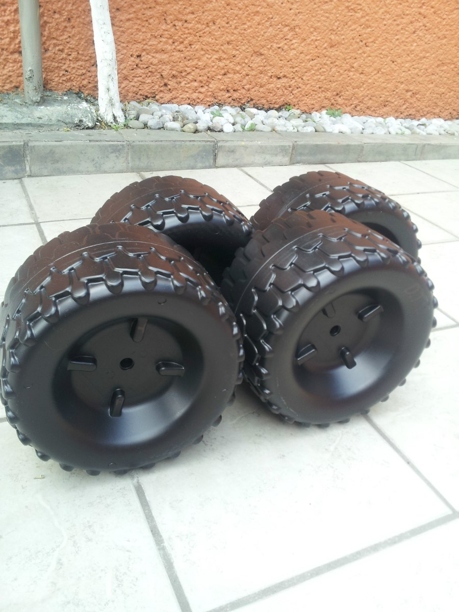 Llanta Para Jeep Wrangler Jammin Power Wheels - $ 445.00 ...