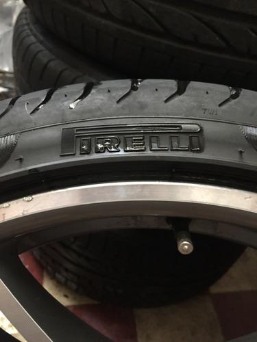 llanta pirelli pzero runflat 225/35  19