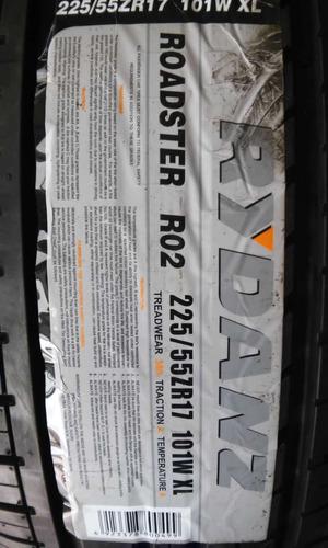 llanta rydanz 225 55 17 roadster r02