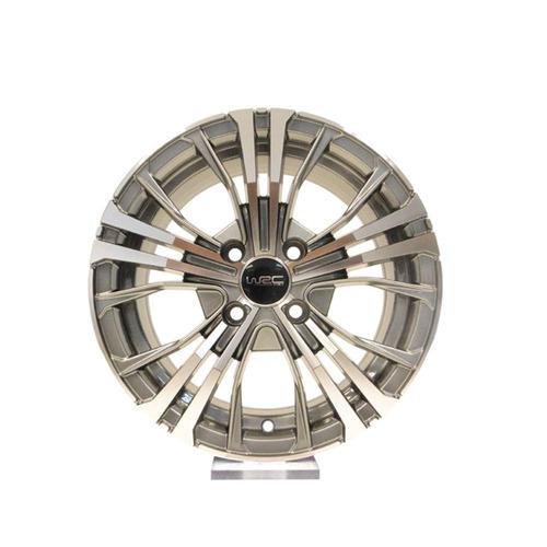 llanta wrc motorsport 15  4x100 metal gun