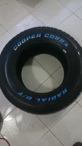 llantas 295/50/15 cooper cobra de remate, el mejor precio