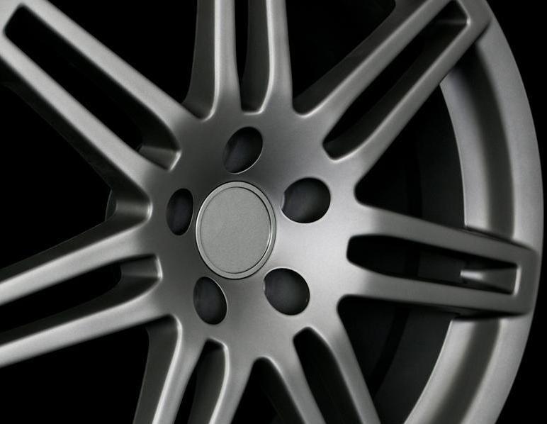 Llantas Audi Modelo Rs4 S5 Aro 18 Nuevas Color Grafito
