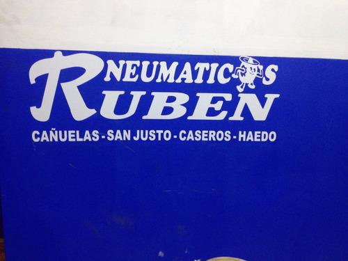 llantas eb r15 4x114 nissan tiida  (mo) neumaticos ruben