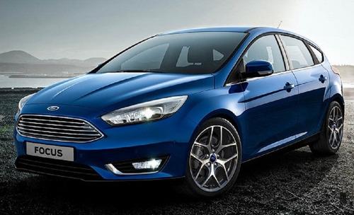 llantas focus titanium r17 ford modelo nuevo + envios