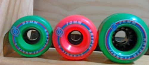 llantas kryptonics para longboard y down hill