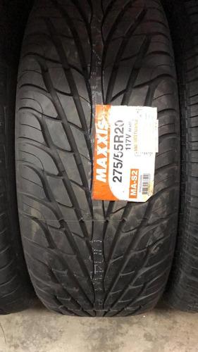 llantas maxxis 275/55r20 mas2 nueva envio gratis