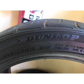 Llantas Media Vida  225-45-18 Dunlop Direzza 4 Piezas