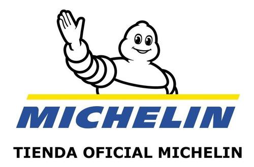 llantas michelin 100/90-18 56p y 2.75-18 48s city pro