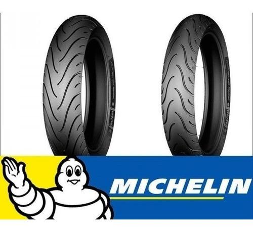 llantas michelin 140/70-17 y 100/80-17 pilot s promocion!!!