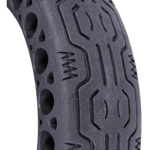 llantas solidas antipinchazos scooter xiaomi m365 huecos