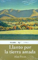 llanto por la tierra amada (roman); paton alan envío gratis