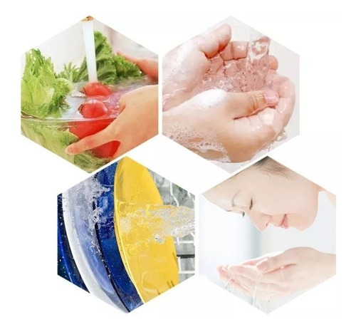 llave agua caliente eléctrico lavaplatos / envio gratis!