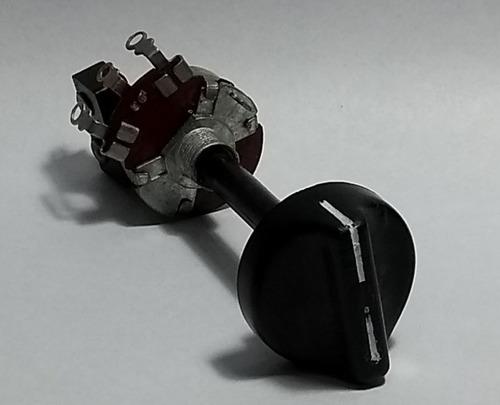 llave aire acondicionado r11 r9 potenciometro con perilla