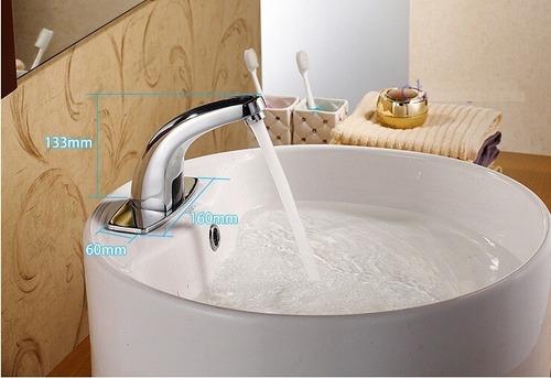 llave automatica para baño