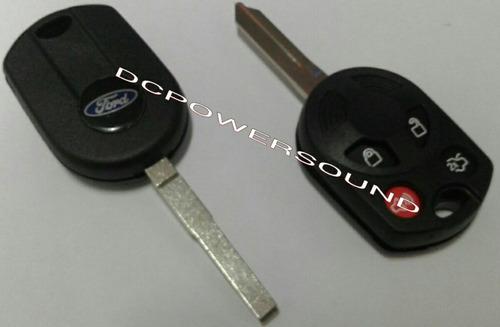 llave carcasa ford