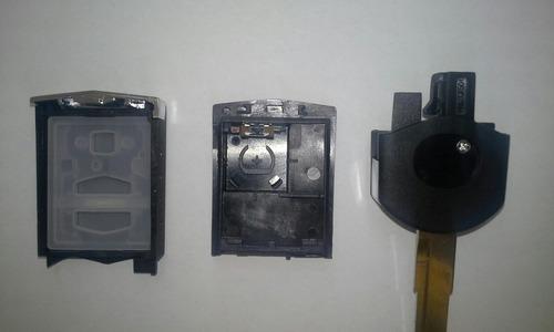llave carcasa mazda de 2 y 3 botones