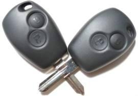 llave carcasa renault - logan - sandero - duster enviogratis