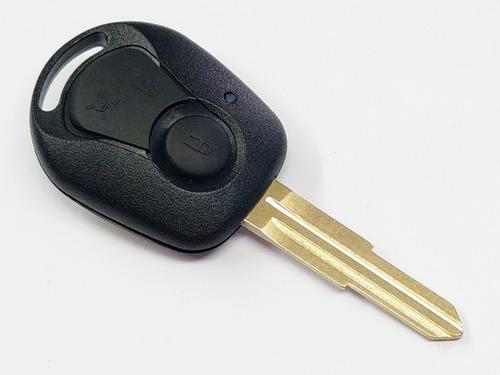 llave carcasa ssangyong 2 botones