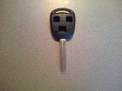 llave carcasa toyota, corolla - rav - prado - fjcruiser