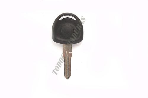 llave codificada chevrolet prisma 1er modelo